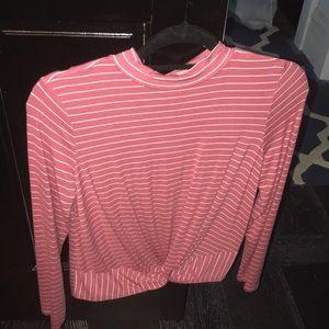 Pink Republic Long Sleeve Shirt